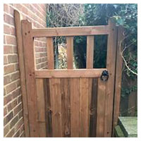 Replacement Back Gate