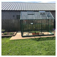 Raised Beds & Slabbed Base